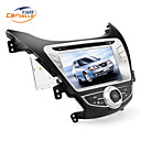 7 polegadas 2DIN carro dvd player para Hyundai Elantra com gps, tv, jogos, bluetooth