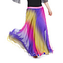 Dancewear Viscose Belly Skirt For Ladies More Colors