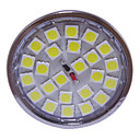 5W GU10-24SMD LED Light with 24 LEDs