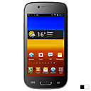 I699 MT6575 Android 4.1 a 1 GHz de doble tarjeta capacitiva 4.0inch pantalla tctil del telfono celular (TV WIFI FM)