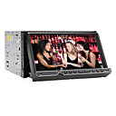 7 polegadas 2DIN carro DVD Player com ISDB-T, GPS, Bluetooth, RDS, iPod