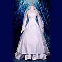 Cosplay Costume Inspired by Fate/Stay Night Saber Artoria Pendragon White Wedding Dress