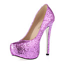 Sparkling Glitter Stiletto Heel Pumps Party / Evening Shoes With Sequin (More Colors)