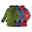 INBIKE Series 100%Polyester+Fleece Fabric Long Sleeve Windproof Men Jersey for Cycling(2 PCS)IO901