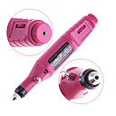 Convinient Electric Manual Drill Plastic Nail Manicure Machine 50RPM(hz)Assorted Colors