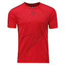 Men's Outdoor Geometric Print Sneldrogend Sport T-shirt