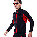 INBIKE Series Ployester+Fleece Fabric Material Long Sleeve Man Cycling Jersey Suit with Silicone Pad QG026