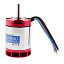 Hobbymate HB3650 Brushless Motor for Trex 500 Rc Heli and Similar 1700Kv