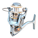 Guangwei - (AT3000) Angeln Spinning Reel 3 +1 Kugellager (Größe 3000)