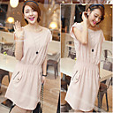 Women's Casual Dress with Pocket