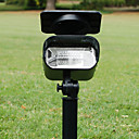 0.48W Modern Plastic Rechargeable LED Solar Garden Spotlight