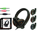 OVLENG Over-Ear Headphones for PC with Mic OV-X5MV