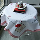 Cotton Floral Table Cloth