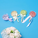 Lollipop Soap Wedding Favor - Set of 4(More Colors)