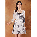 Women's High End Mulberry Silk Dress