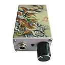 Tatuaje colorido Dragon Power Supply