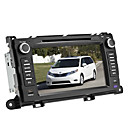 DVD do carro para Toyota Sienna 2009-2010 (gps, bluetooth, ipod)
