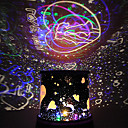 """Love You"" Revolving LED Lamp/Music Box(Ramdon Color)"