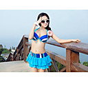 Women's Seductive Bikini with Skirt