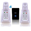 2.4G Digital Wireless DoorBell Intercom System(2 Receiver)