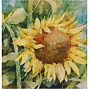 Printed Art Floral Sunflower by Annelein Beukenkamp