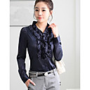 Women's Ruched Closing Shirt