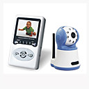 2.4G Wireless Baby Monitor Digital (Two Way Speaker Función)