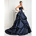 robe de bal sweetheart les trains tribunal Taffeta robe de soire