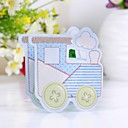 Lovely Baby Carriage Favor Box (Set of 12)