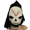 Grin Skull gomma Maschera di Halloween