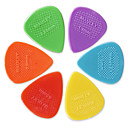 Kavaborg - Nylon Standard Shape Guitar Picks/6-Pack
