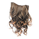 Clip in Synthetic Curly Hair Extensions with 5 Clips