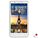 "S4 - 5.7 ""HD kapazitiver Touch Screen (720 * 1280) Android 4.1 intelligentes Telefon mit MTK6577 Dual Core CPU 1GB RAM 4GB ROM"