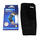 Aomei 70% Polyester+20% Rubber+10% Spandex Elastic Elbow Support(1 PCS,Black)