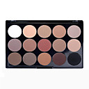 multi-funzione 15 colori in polvere shading makeup palette