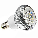 Dimmable E14 3W 270LM 3000-3500K Warm White Light LED Spot Bulb (220V)