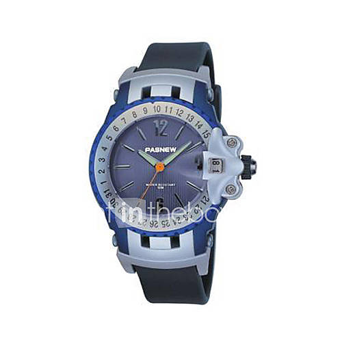 Polyurethane Sports Watch. Pasnew Sports Watch PSE-216-N3