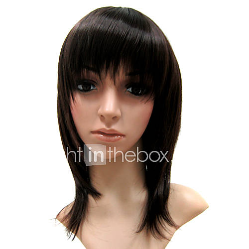 brown hair color palette. Straight Dark Brown Hair